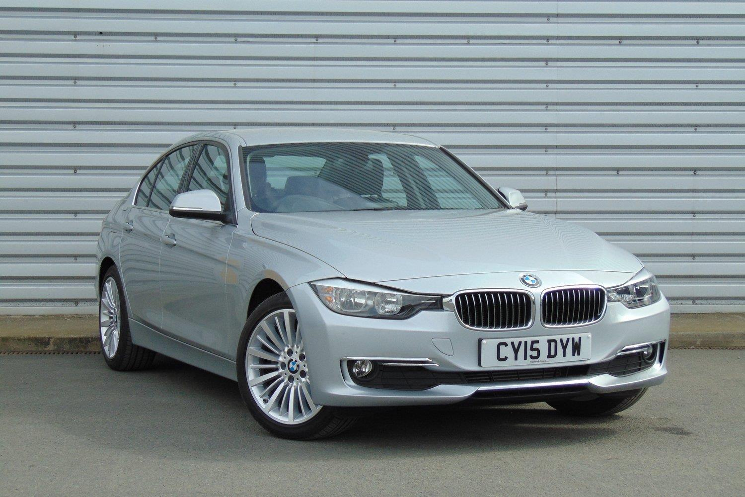 BMW 3 Series Saloon CY15DYW - Image 1