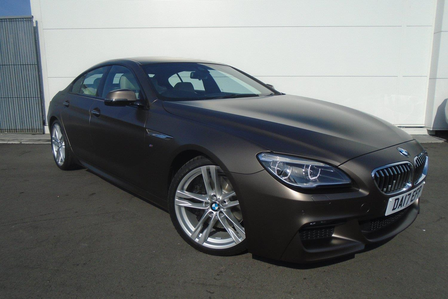 BMW 6 Series Gran Coupé DA17EFP - Image 3