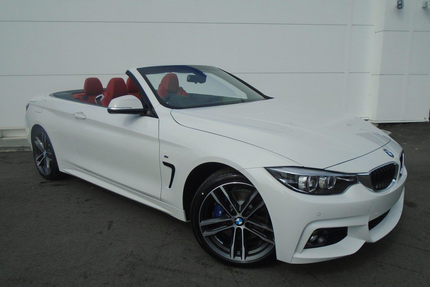 BMW 4 Series Convertible DA17EWS - Image 3