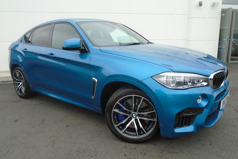 BMW X6 M Sports Activity Coupé DA17WKK - Image 6