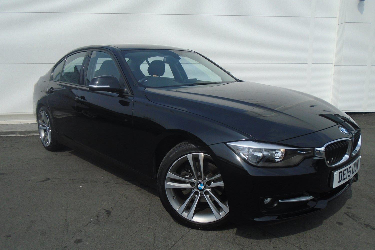 BMW 3 Series Saloon DE15UUW - Image 4
