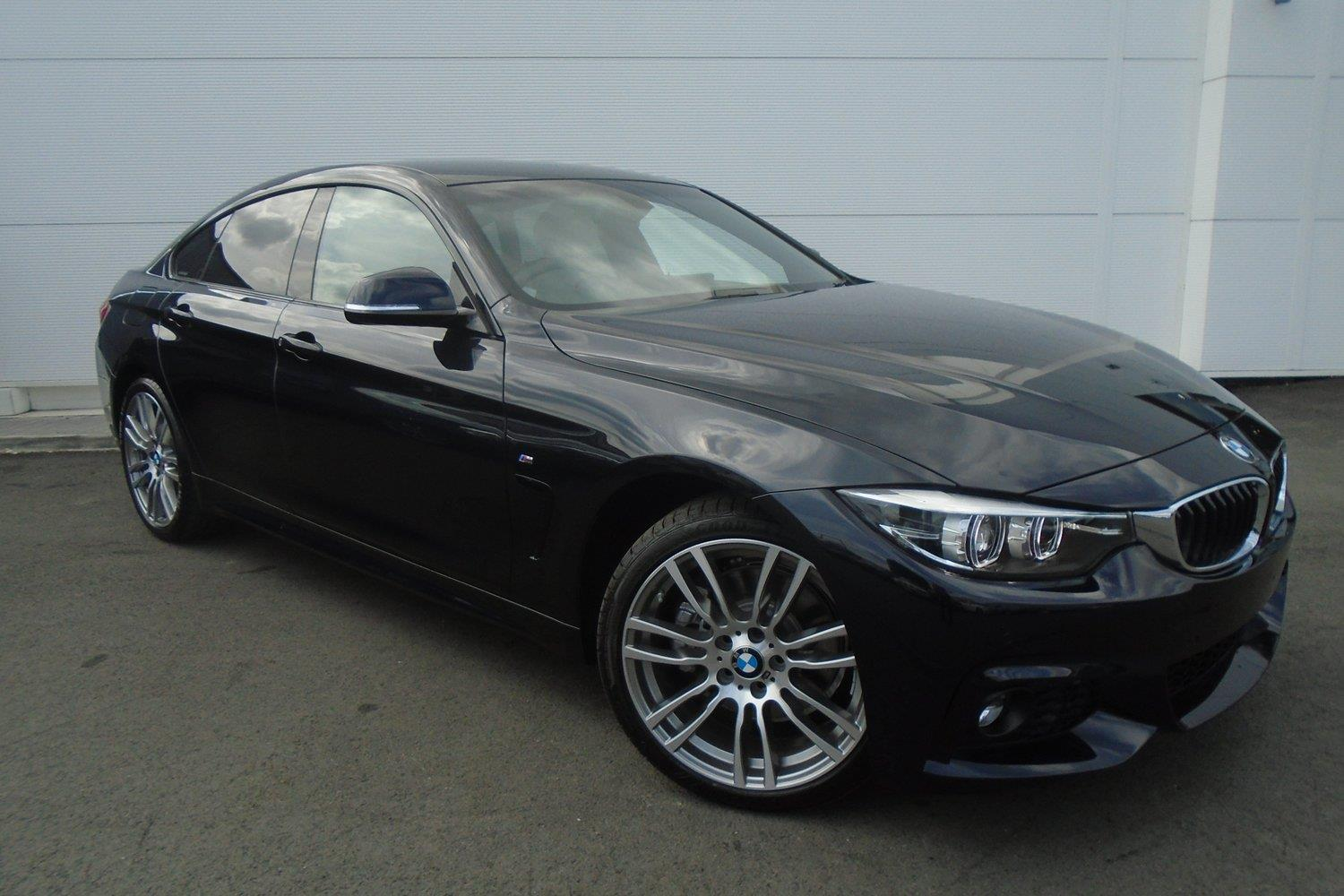 BMW 4 Series Gran Coupé DF17HRG - Image 10
