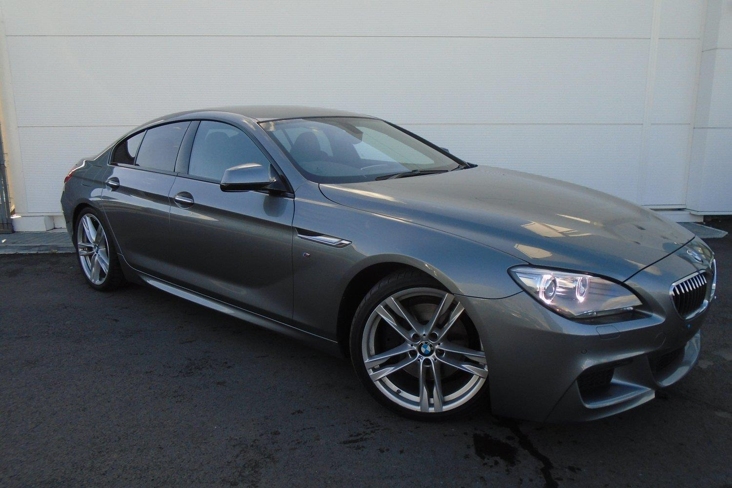 BMW 6 Series Gran Coupé DG64WXB - Image 4