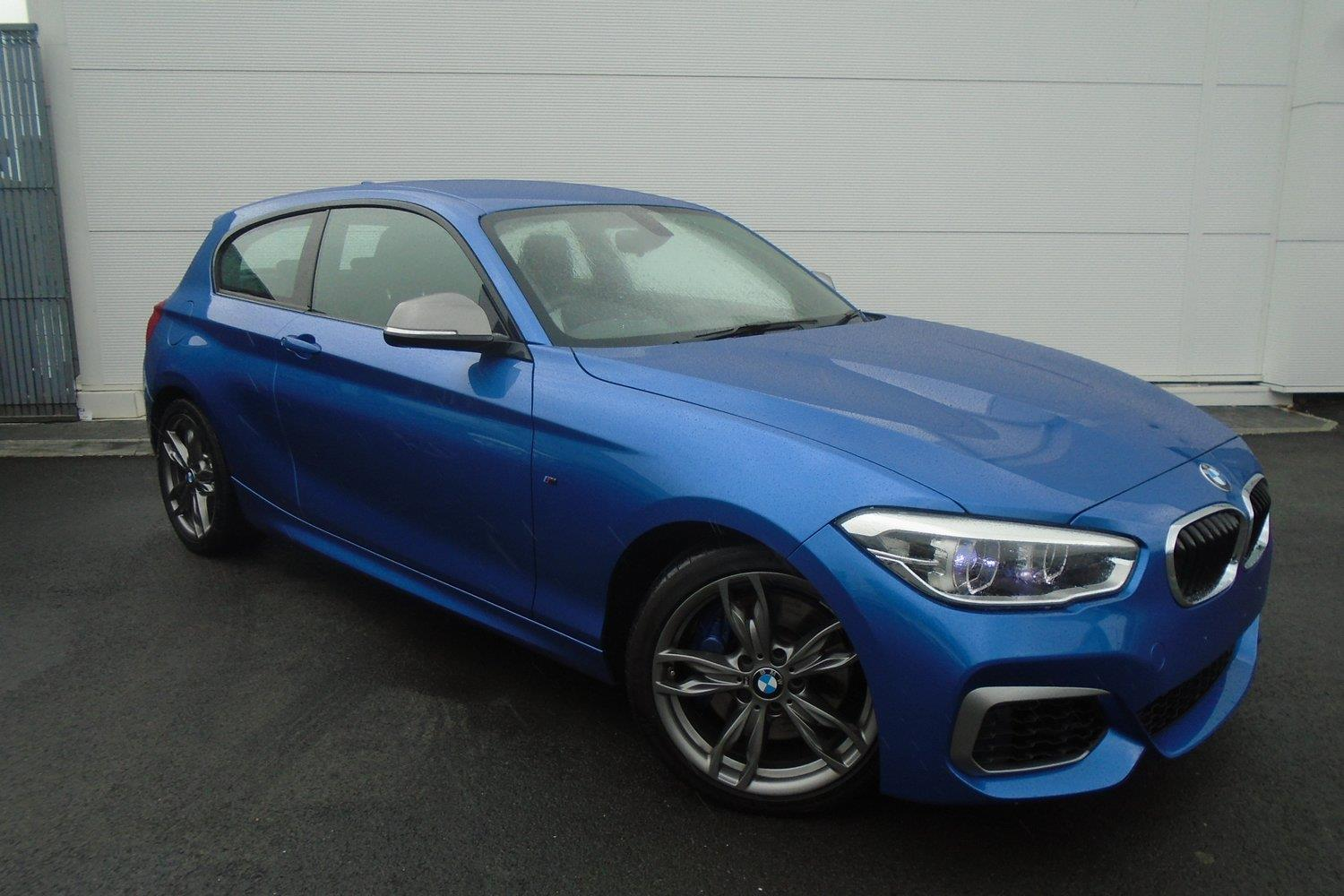 BMW 1 Series 3-door Sports Hatch DG65MWF - Image 4
