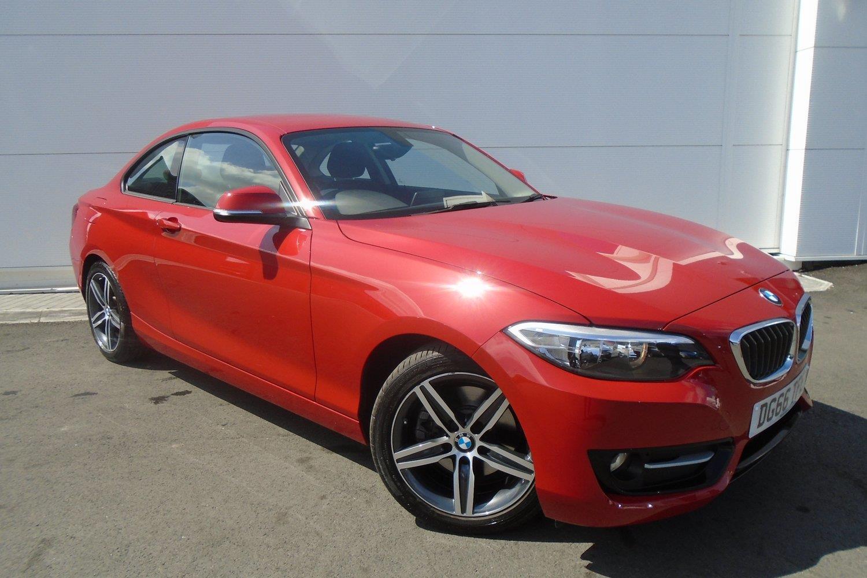 BMW 2 Series Coupé DG66TFE - Image 10