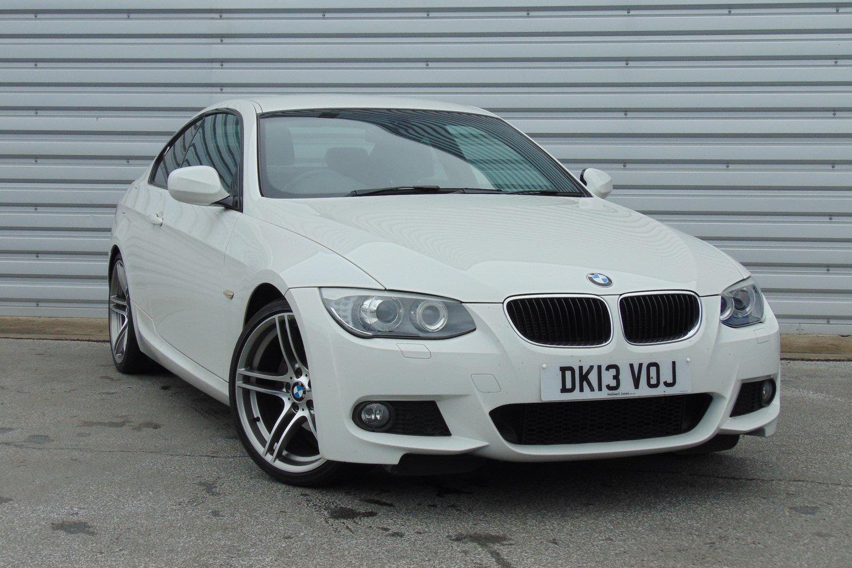 BMW 3 Series Coupé DK13VOJ - Image 4