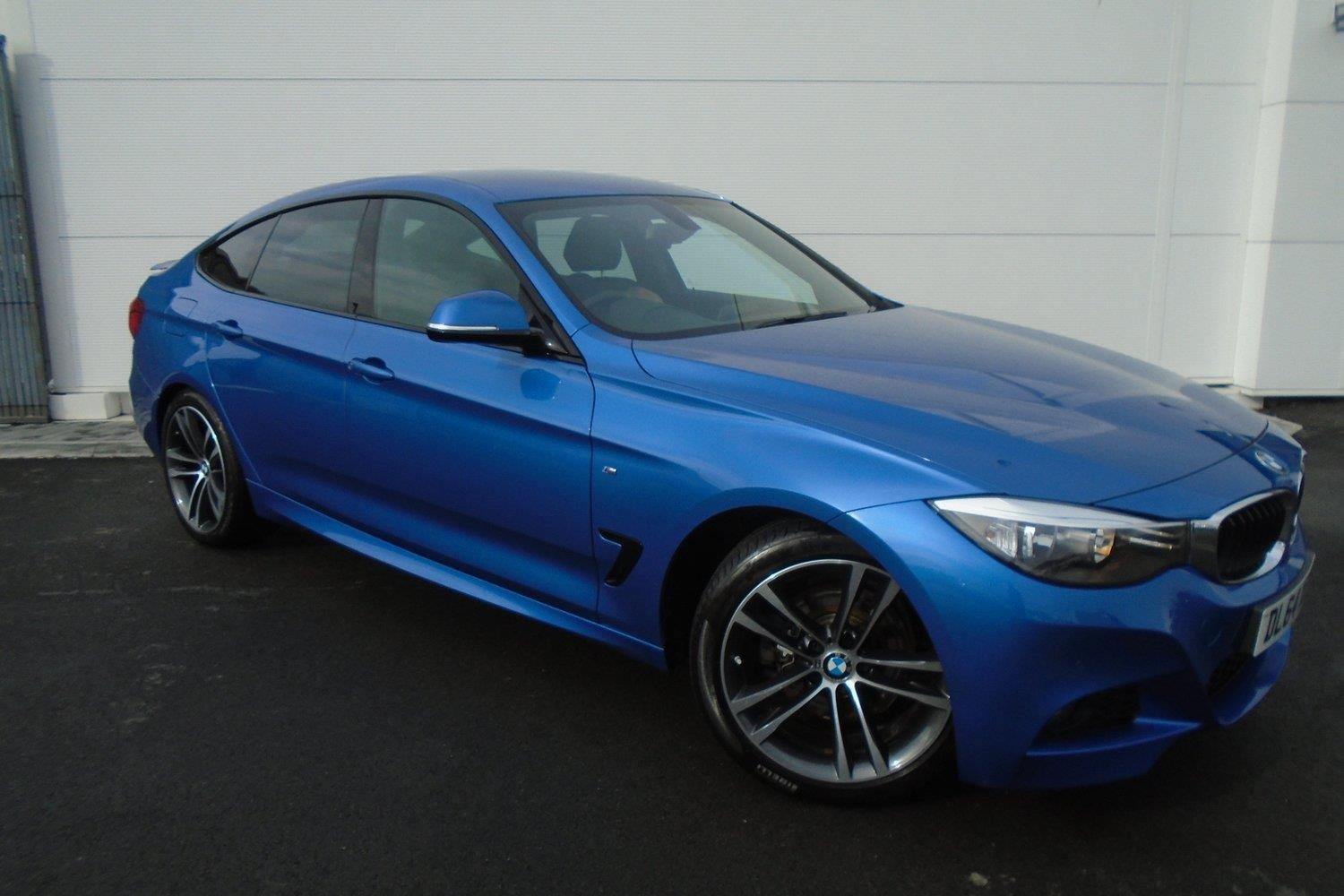 BMW 3 Series Gran Turismo DL64XEY - Image 8
