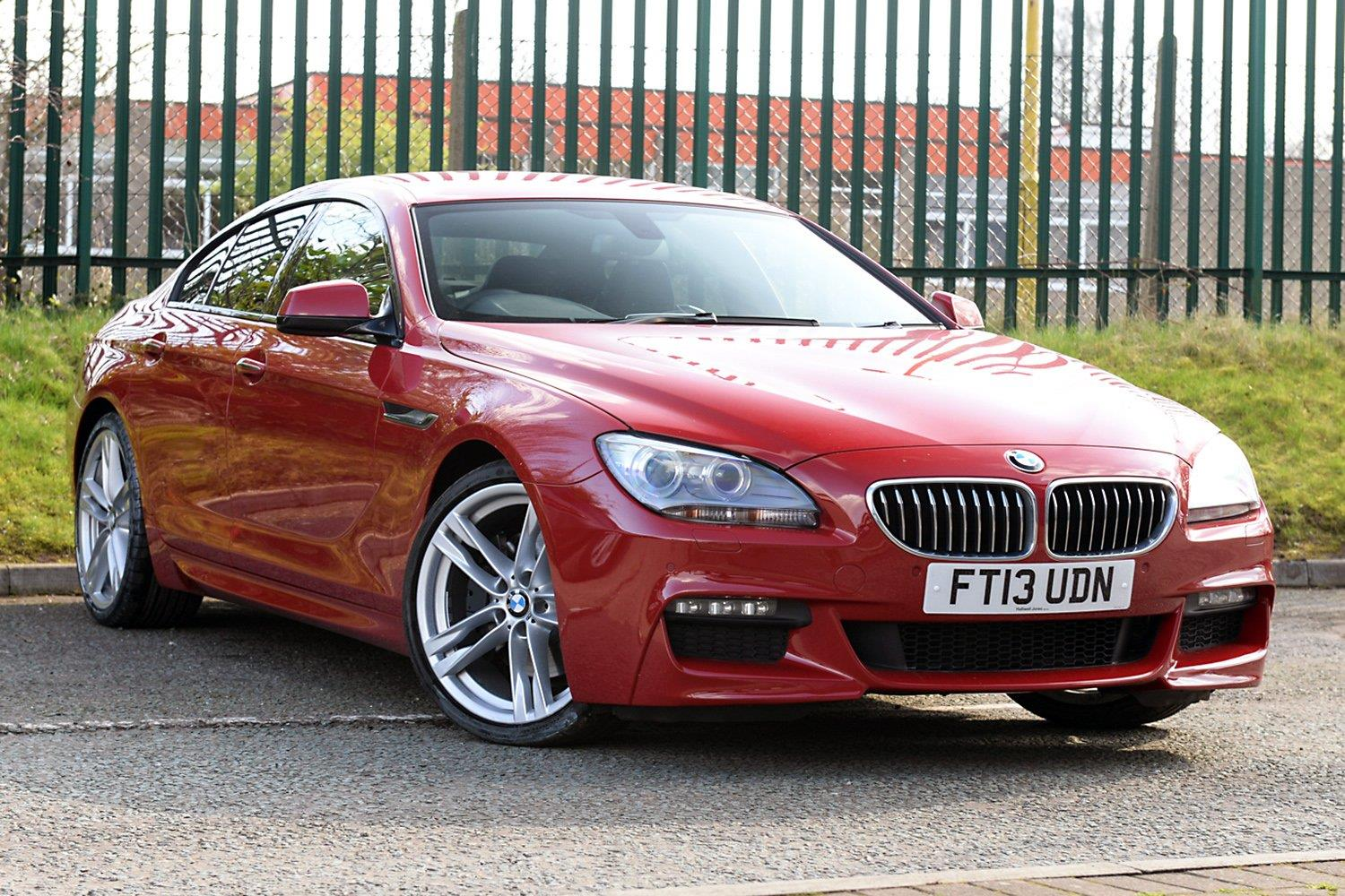 BMW 6 Series Gran Coupé FT13UDN - Image 3