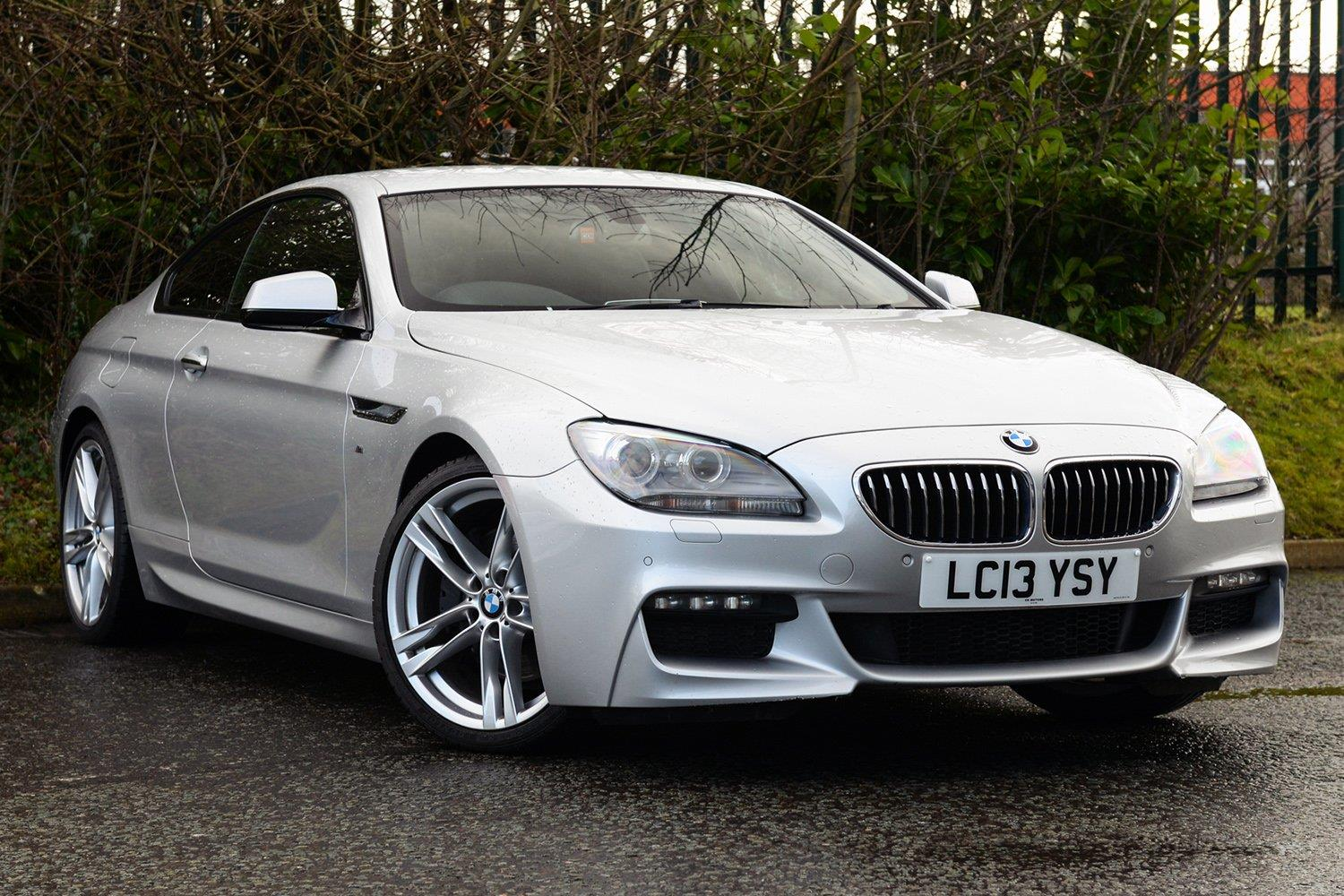 BMW 6 Series Coupé LC13YSY - Image 2