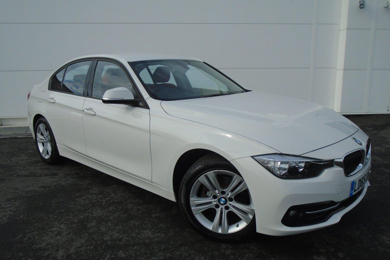 BMW 3 Series Saloon LD65UBL - Image 2