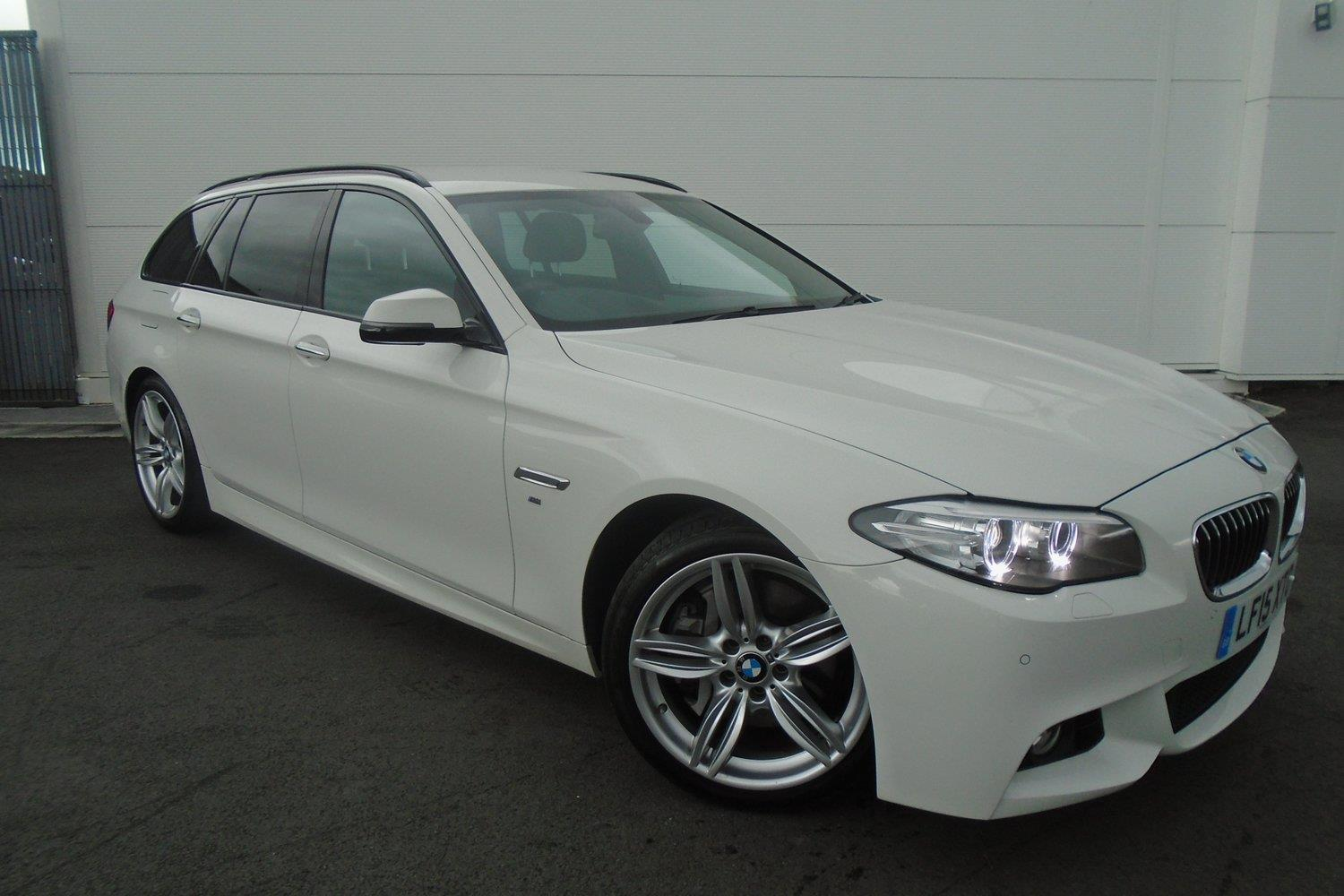 BMW 5 Series Touring LF15XTO - Image 8
