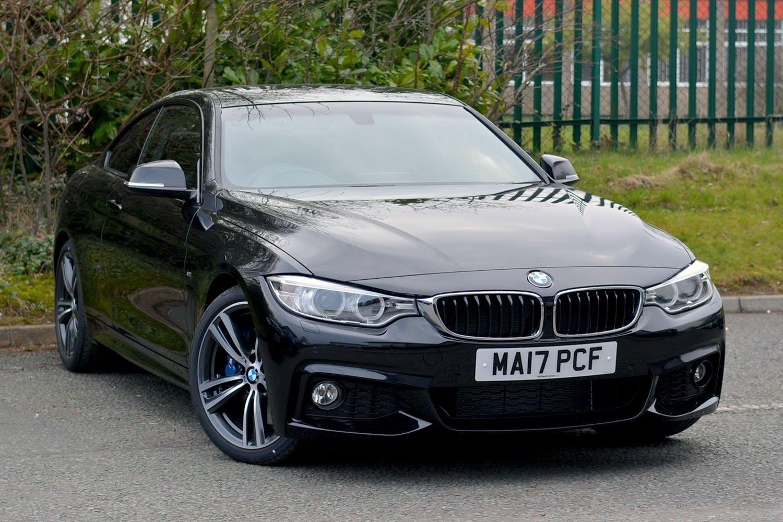 BMW 4 Series Coupé MA17PCF - Image 3