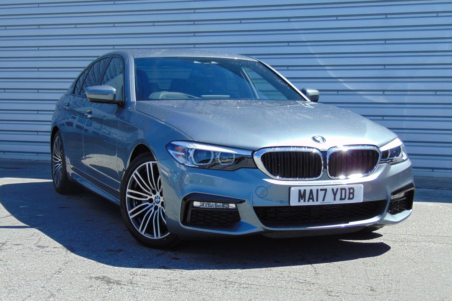 BMW 5 Series Saloon MA17YDB - Image 10