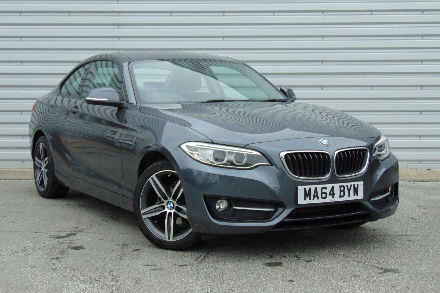 BMW 2 Series Coupé MA64BYW - Image 10