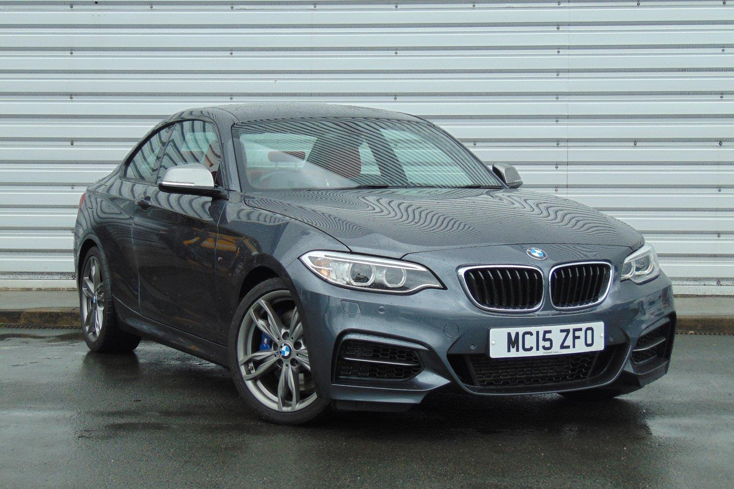 BMW 2 Series Coupé MC15ZFO - Image 10