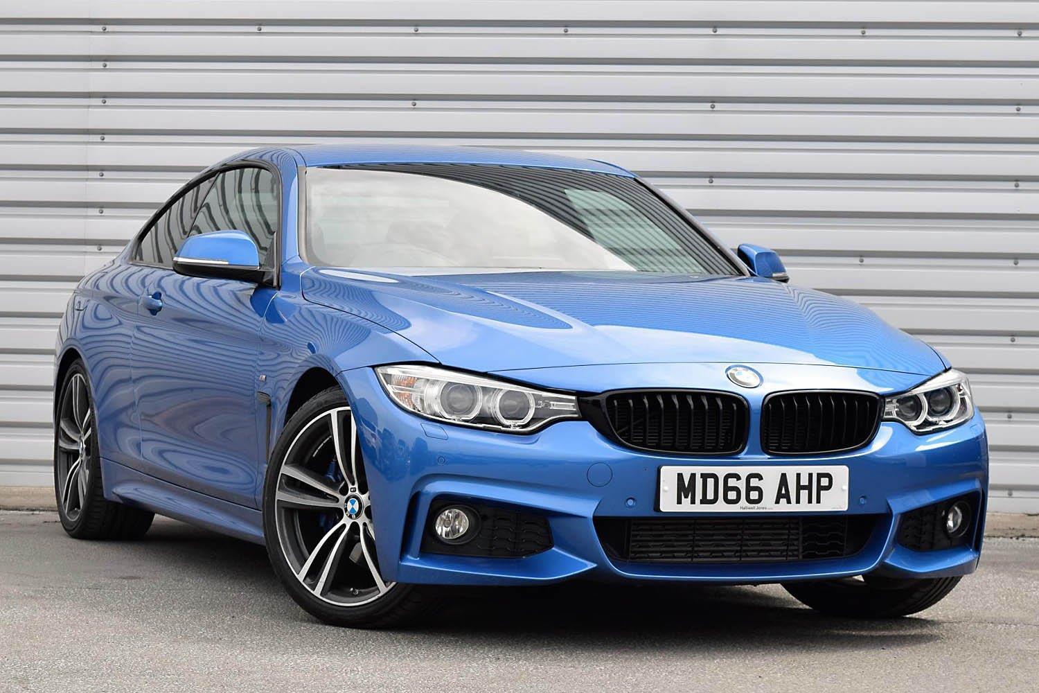 BMW 4 Series Coupé MD66AHP - Image 9