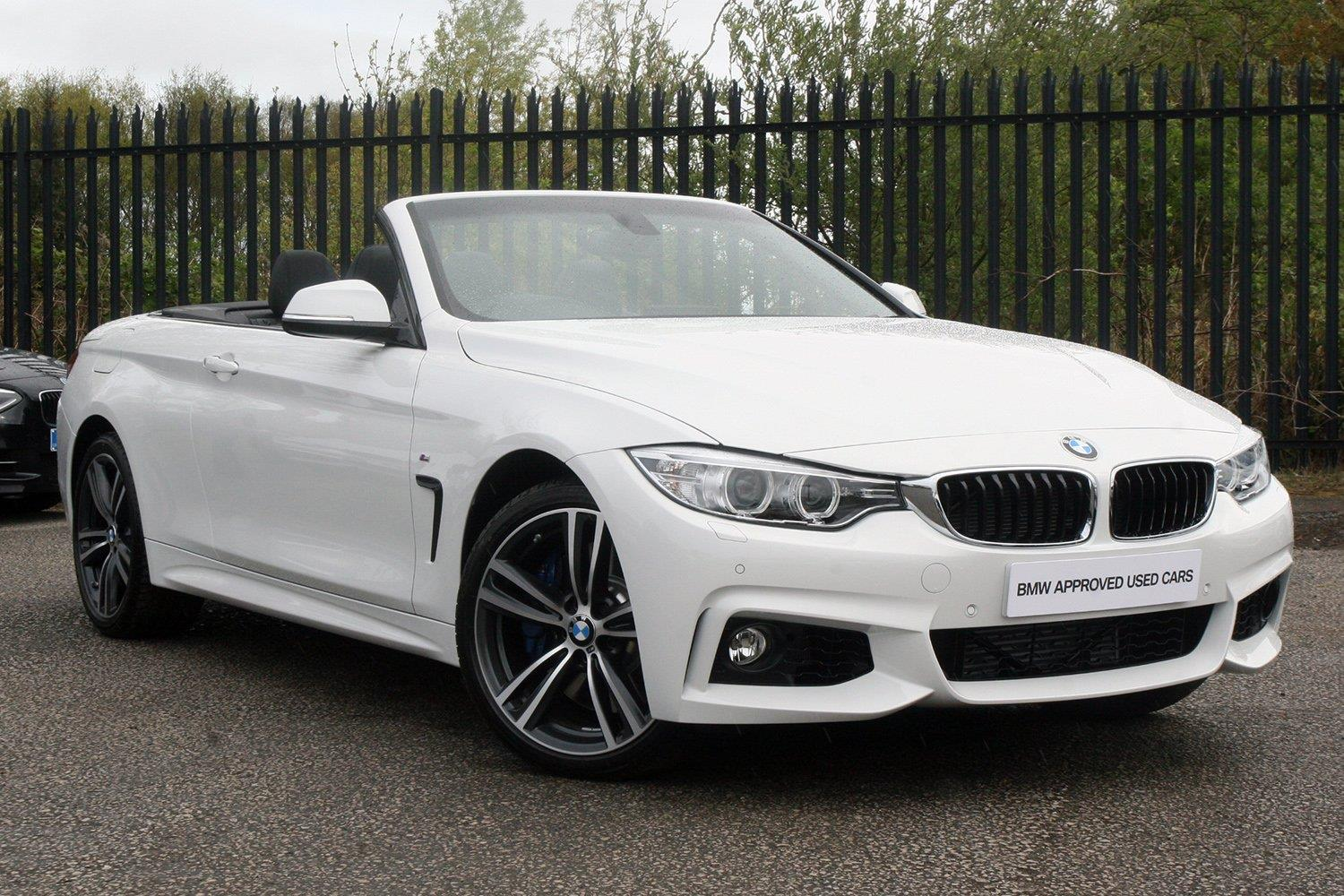 BMW 4 Series Convertible MF17YTC - Image 6