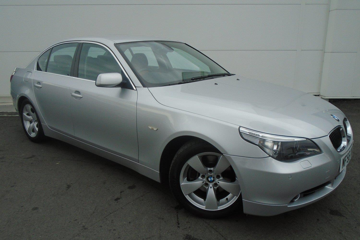 BMW 5 Series Saloon MF56XNZ - Image 6