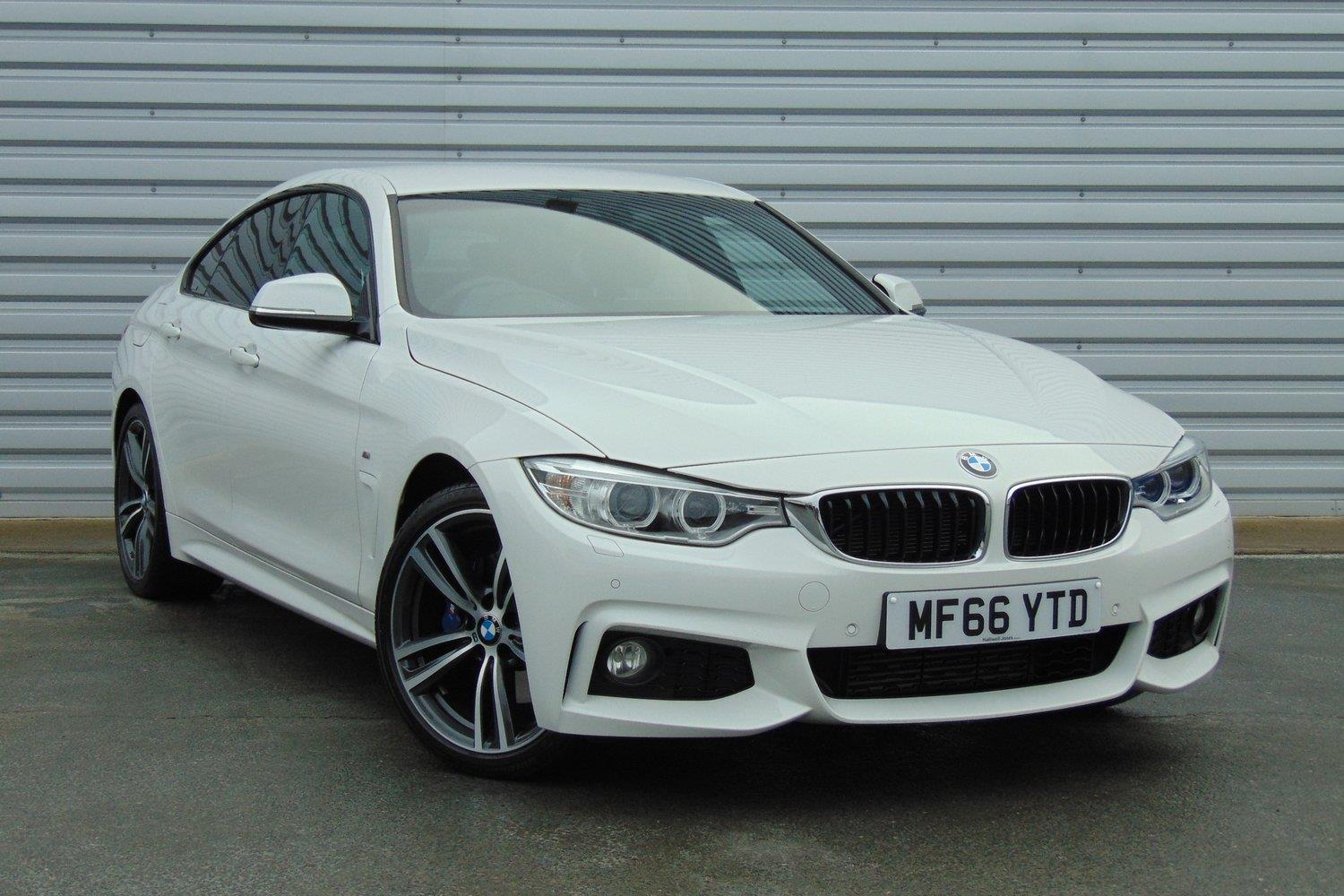 BMW 4 Series Gran Coupé MF66YTD - Image 6