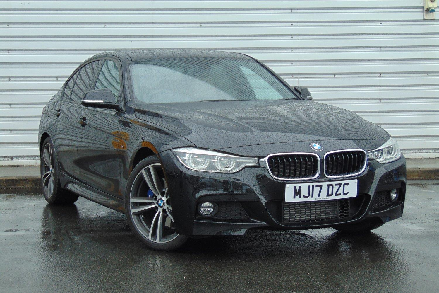 BMW 3 Series Saloon MJ17DZC - Image 10