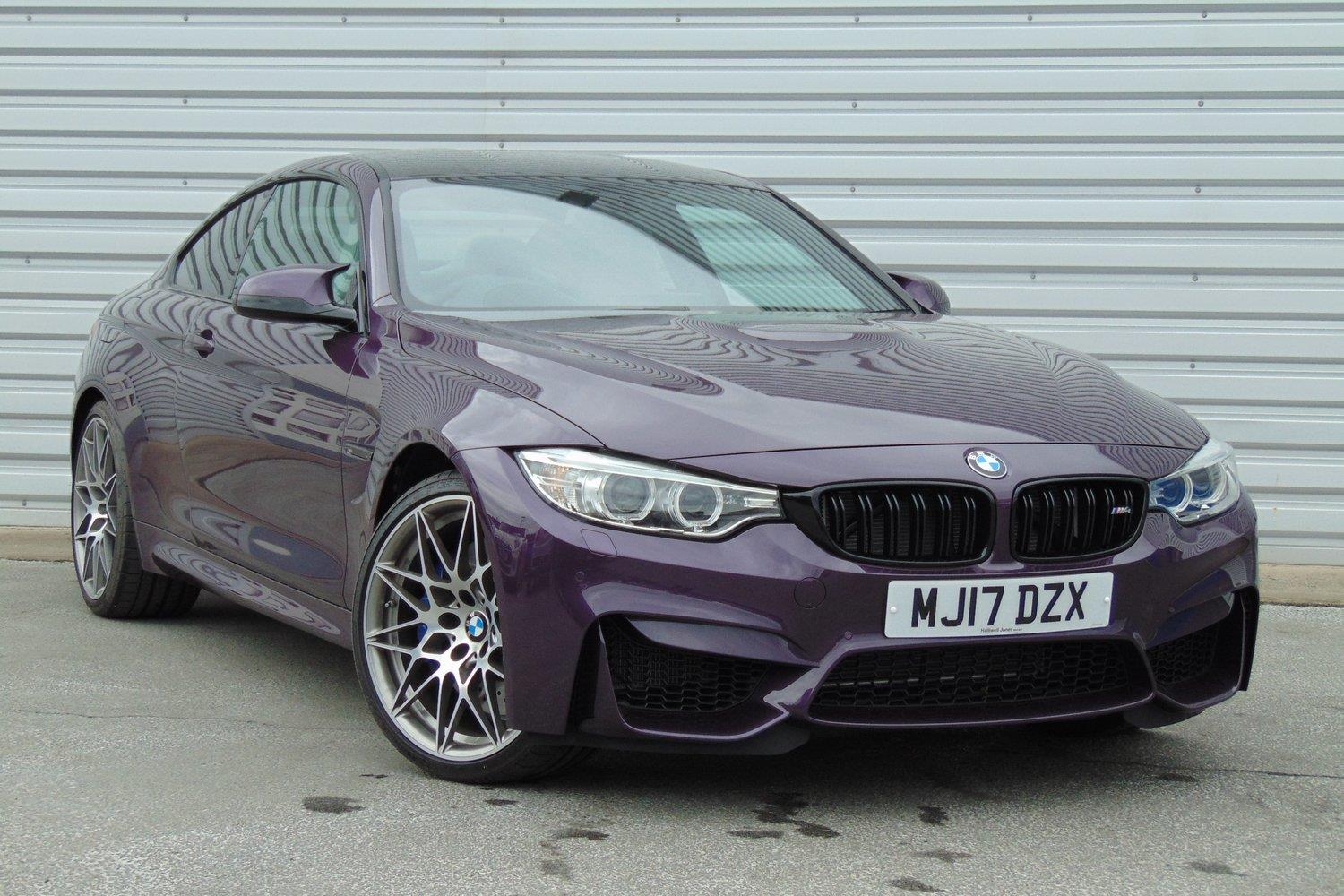 BMW M4 Coupé MJ17DZX - Image 1