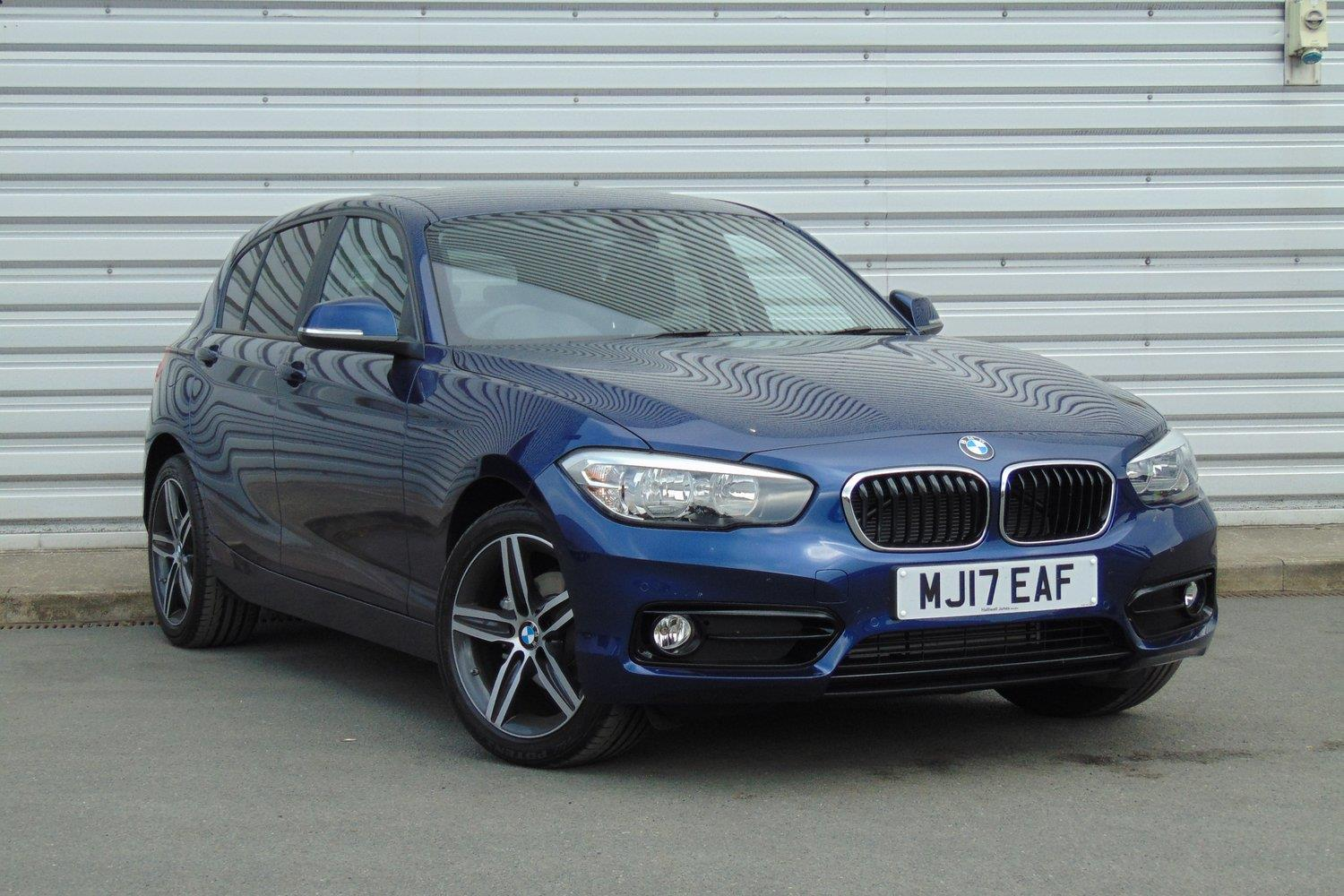 BMW 1 Series 5-door Sports Hatch MJ17EAF - Image 8