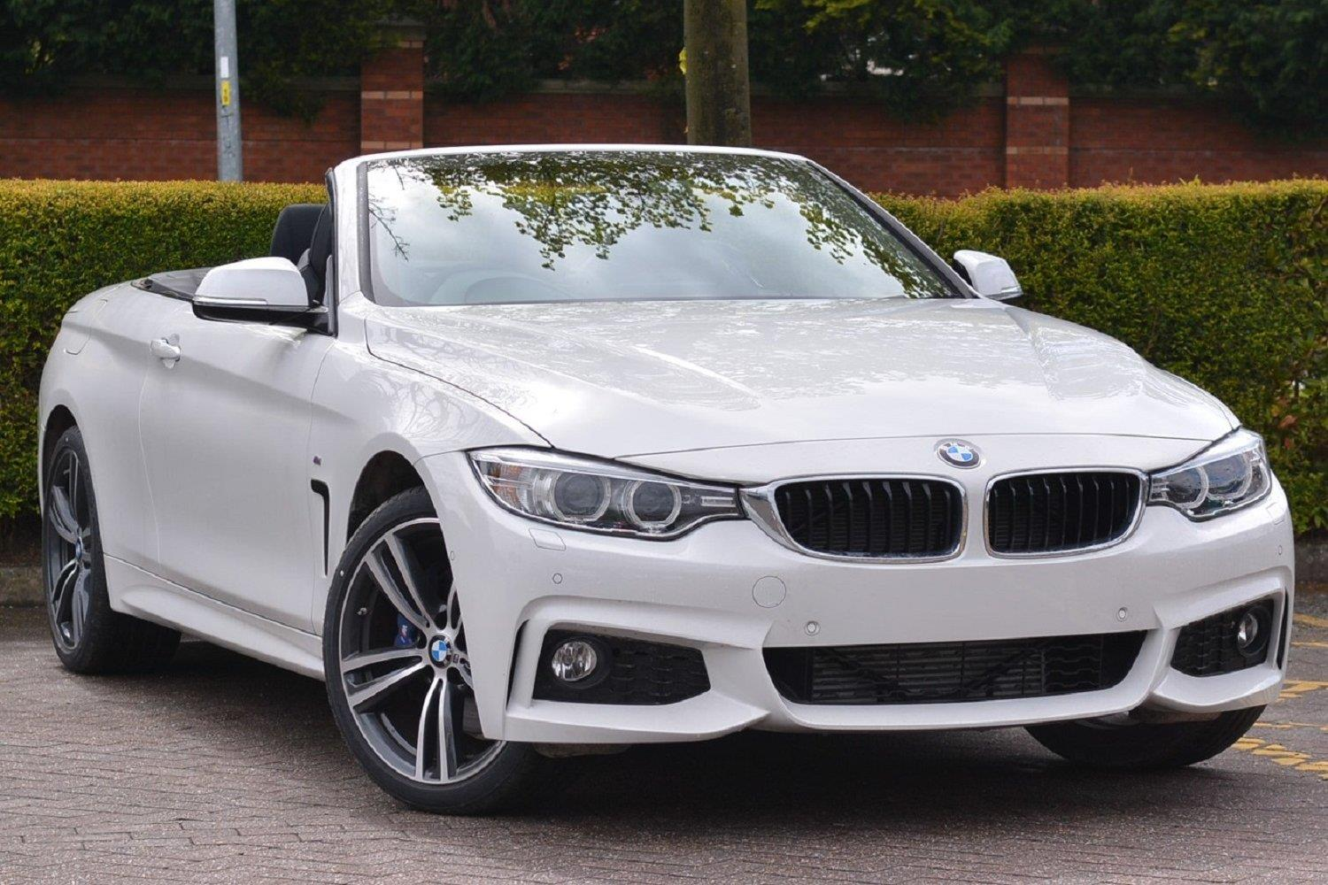BMW 4 Series Convertible MJ17ECF - Image 10