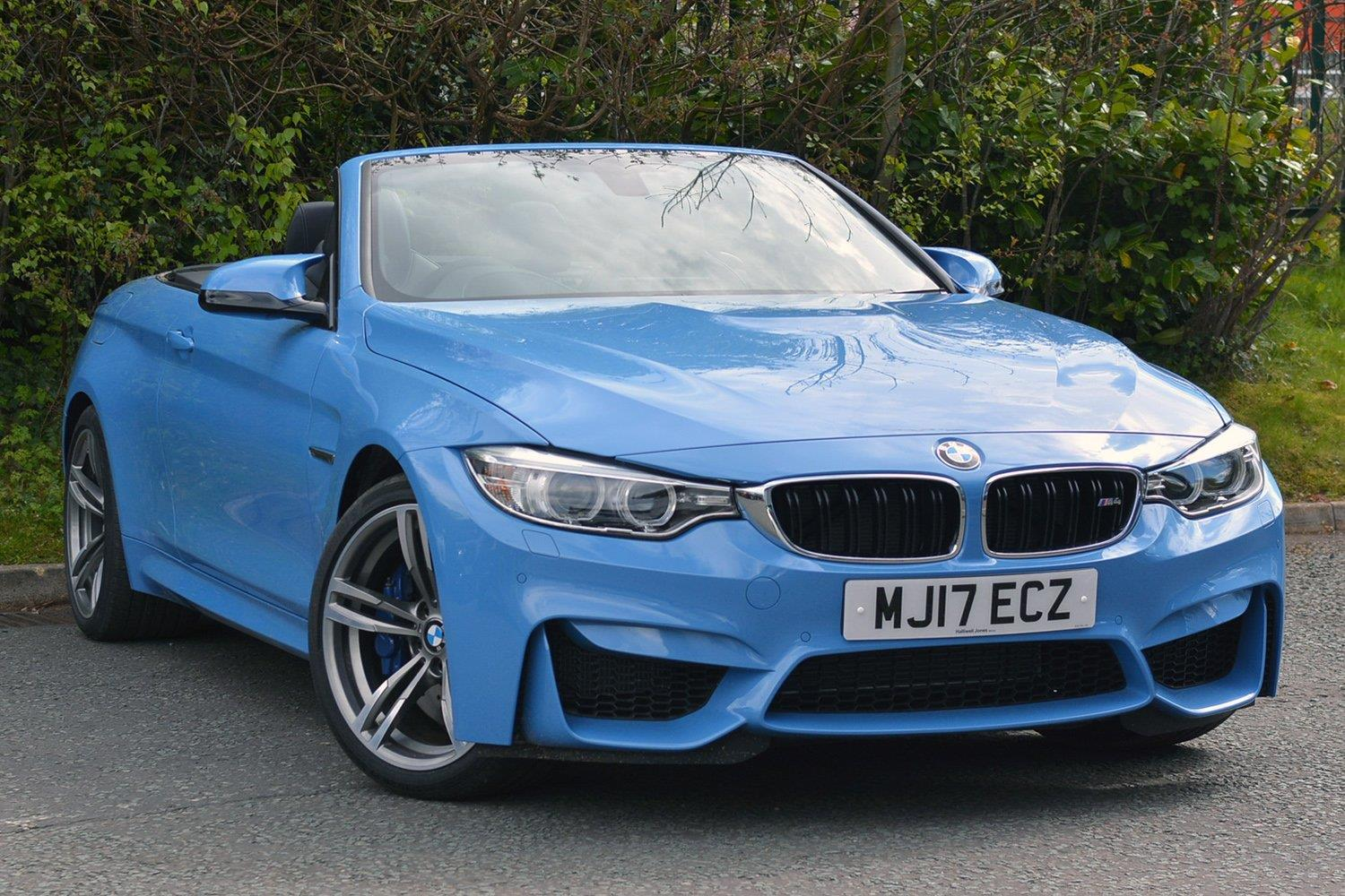 BMW M4 Convertible MJ17ECZ - Image 5