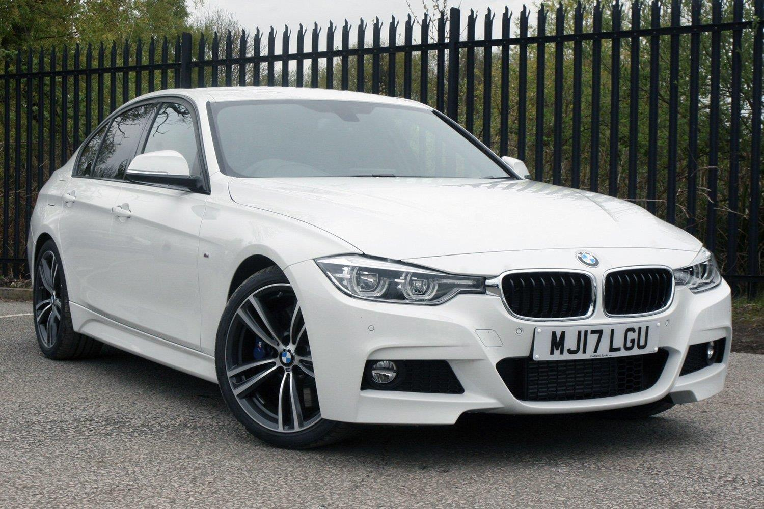 BMW 3 Series Saloon MJ17LGU - Image 8