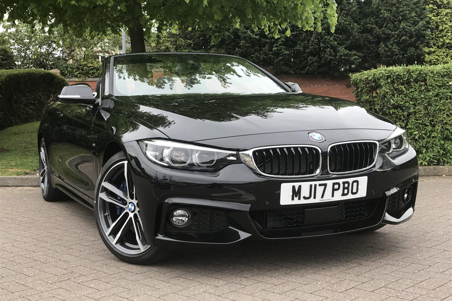 BMW 4 Series Convertible MJ17PBO - Image 2