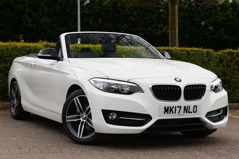BMW 2 Series Convertible MK17NLO - Image 9