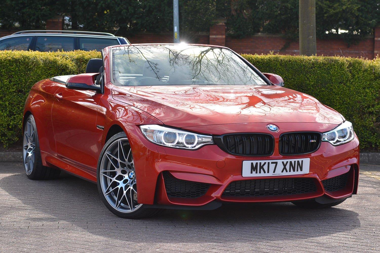 BMW M4 Convertible MK17XNN - Image 3
