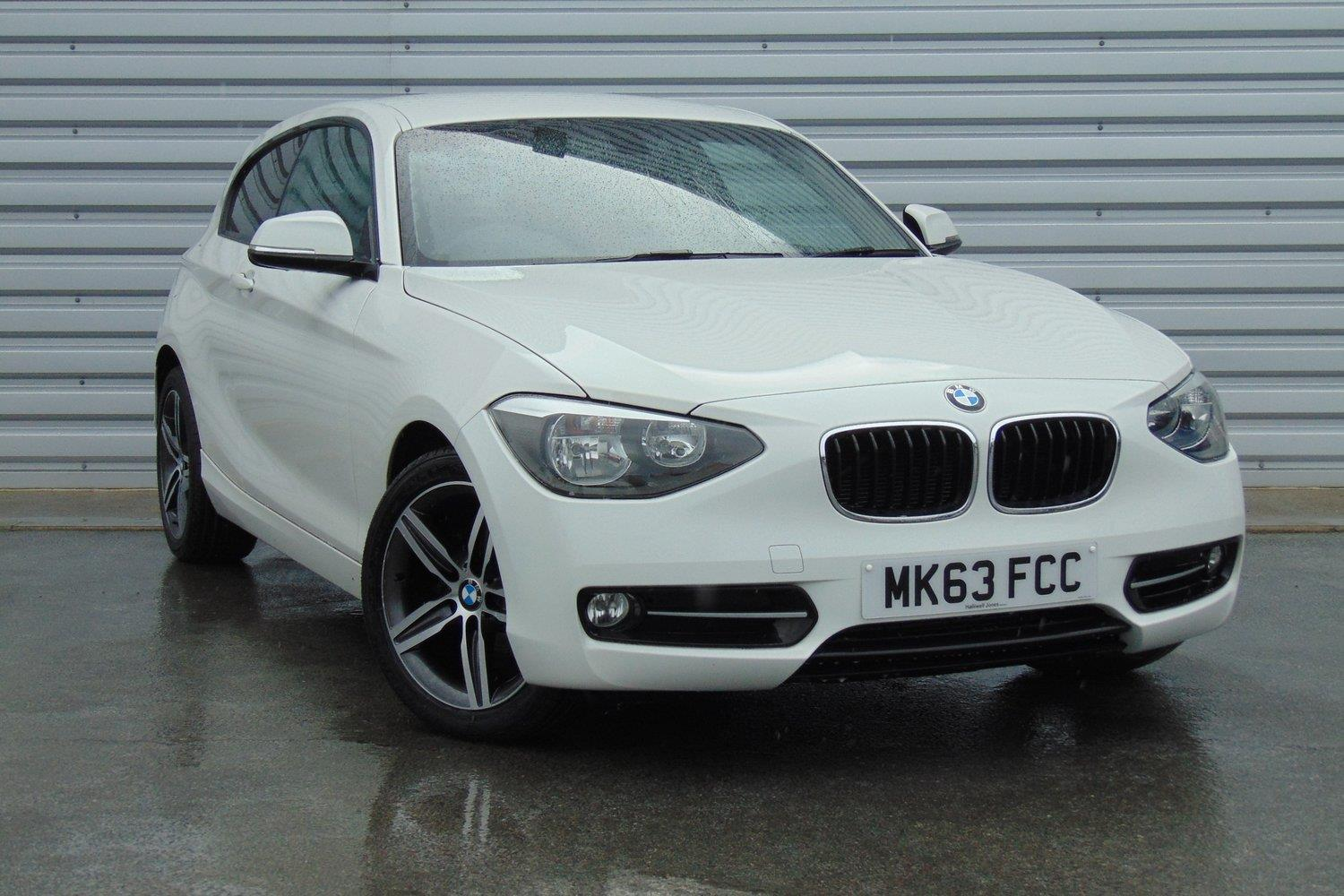 BMW 1 Series 3-door Sports Hatch MK63FCC - Image 7
