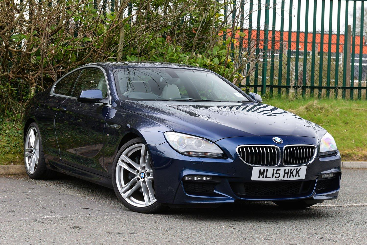 BMW 6 Series Coupé ML15HKK - Image 1