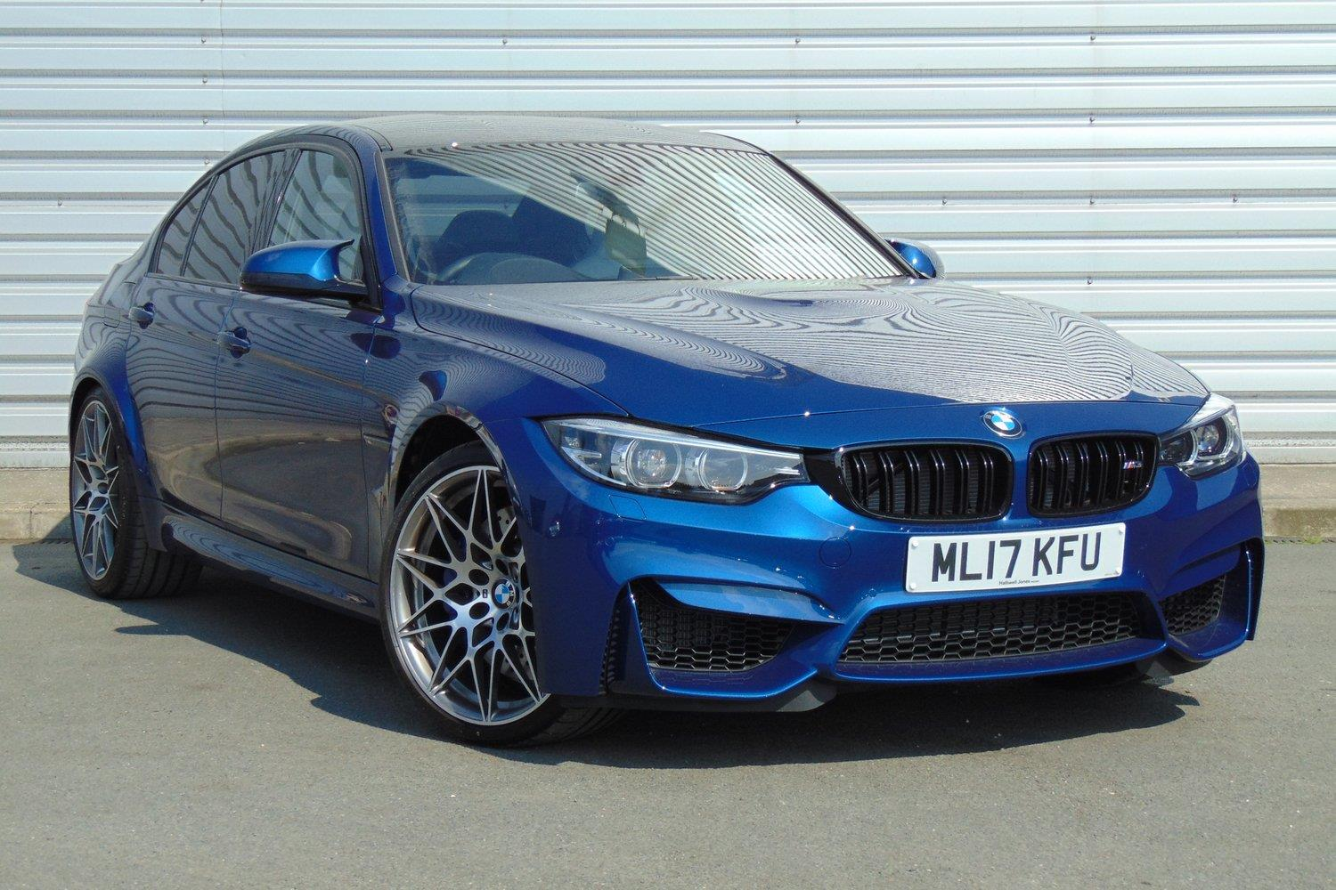 BMW M3 Saloon ML17KFU - Image 7