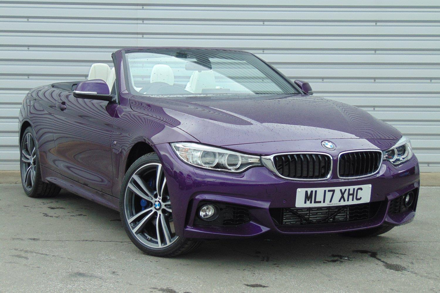 BMW 4 Series Convertible ML17XHC - Image 7