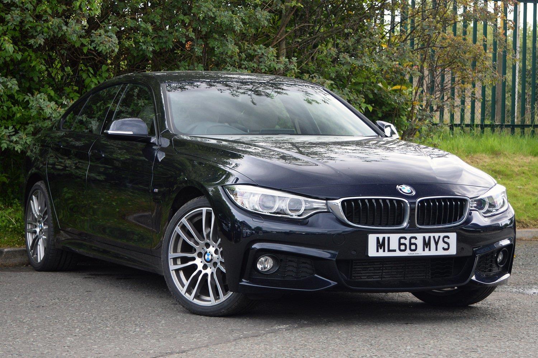 BMW 4 Series Gran Coupé ML66MYS - Image 7