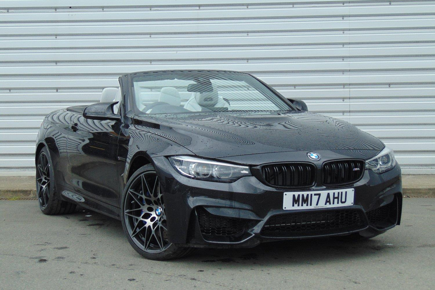 BMW M4 Convertible MM17AHU - Image 3