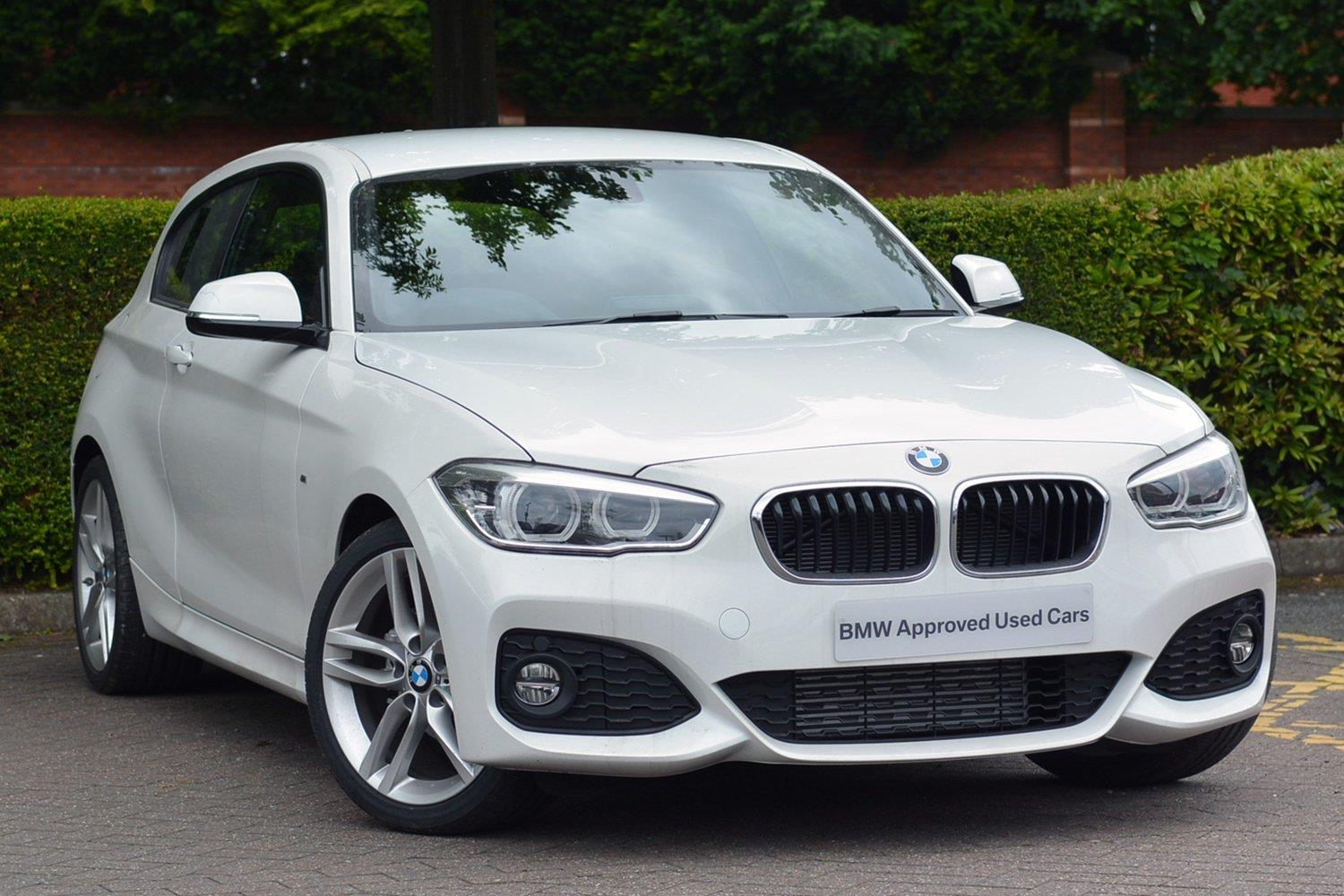 BMW 1 Series 3-door Sports Hatch MM17DZT - Image 7