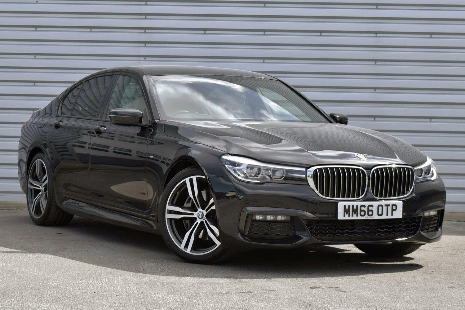 BMW 7 Series Saloon MM66OTP - Image 5