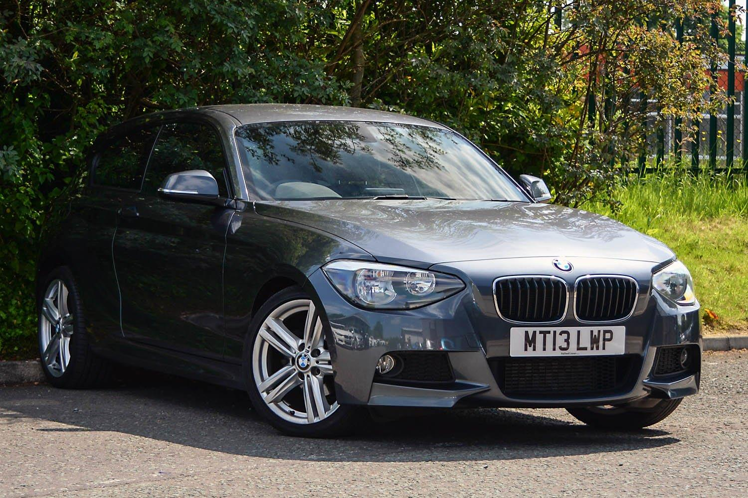 BMW 1 Series 3-door Sports Hatch MT13LWP - Image 10