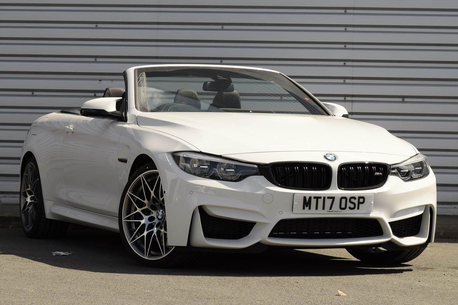 BMW M4 Convertible MT17OSP - Image 7