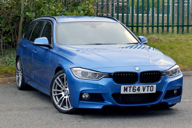 BMW 3 Series Touring MT64VTO - Image 10