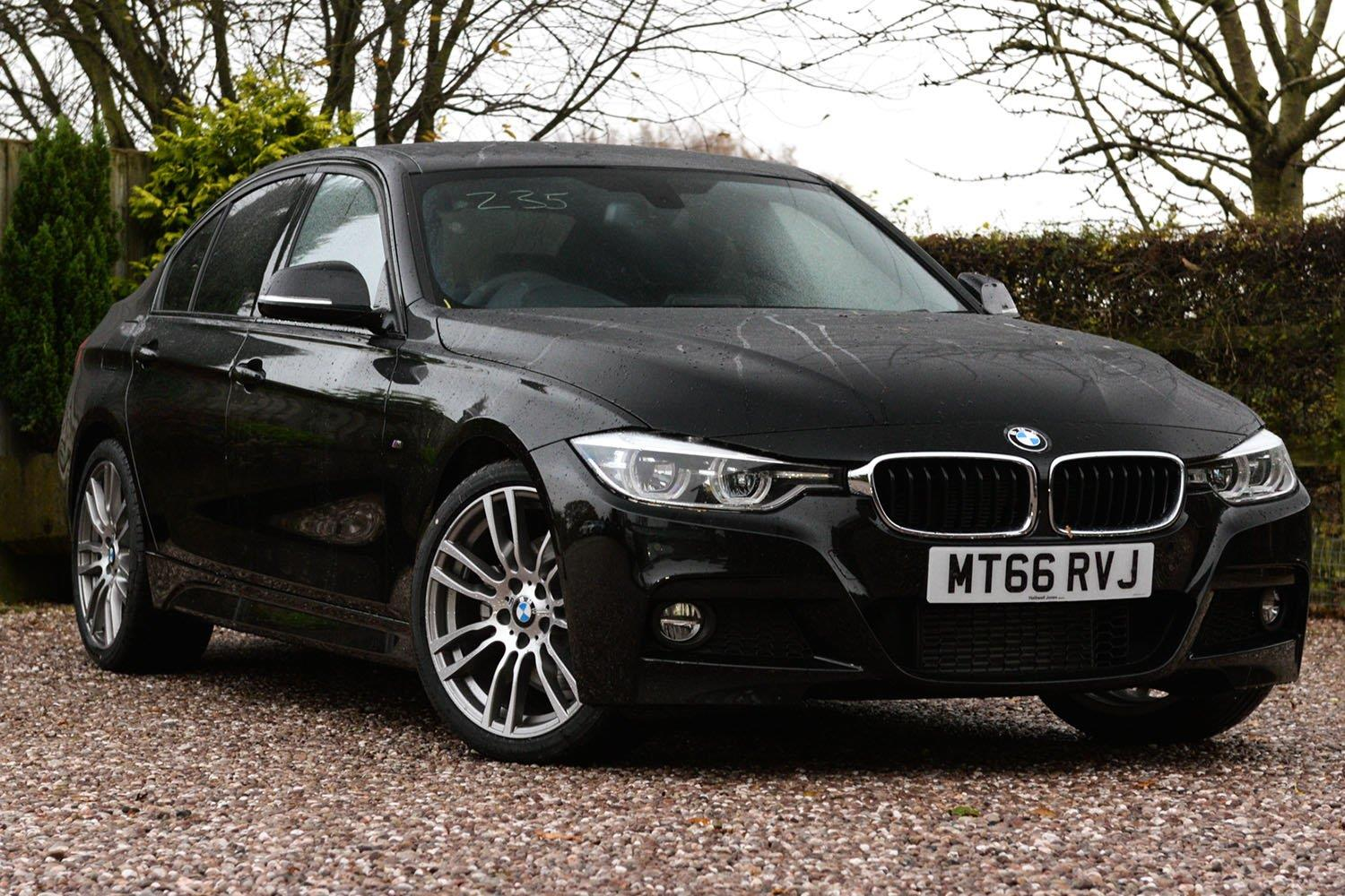 BMW 3 Series Saloon MT66RVJ - Image 9