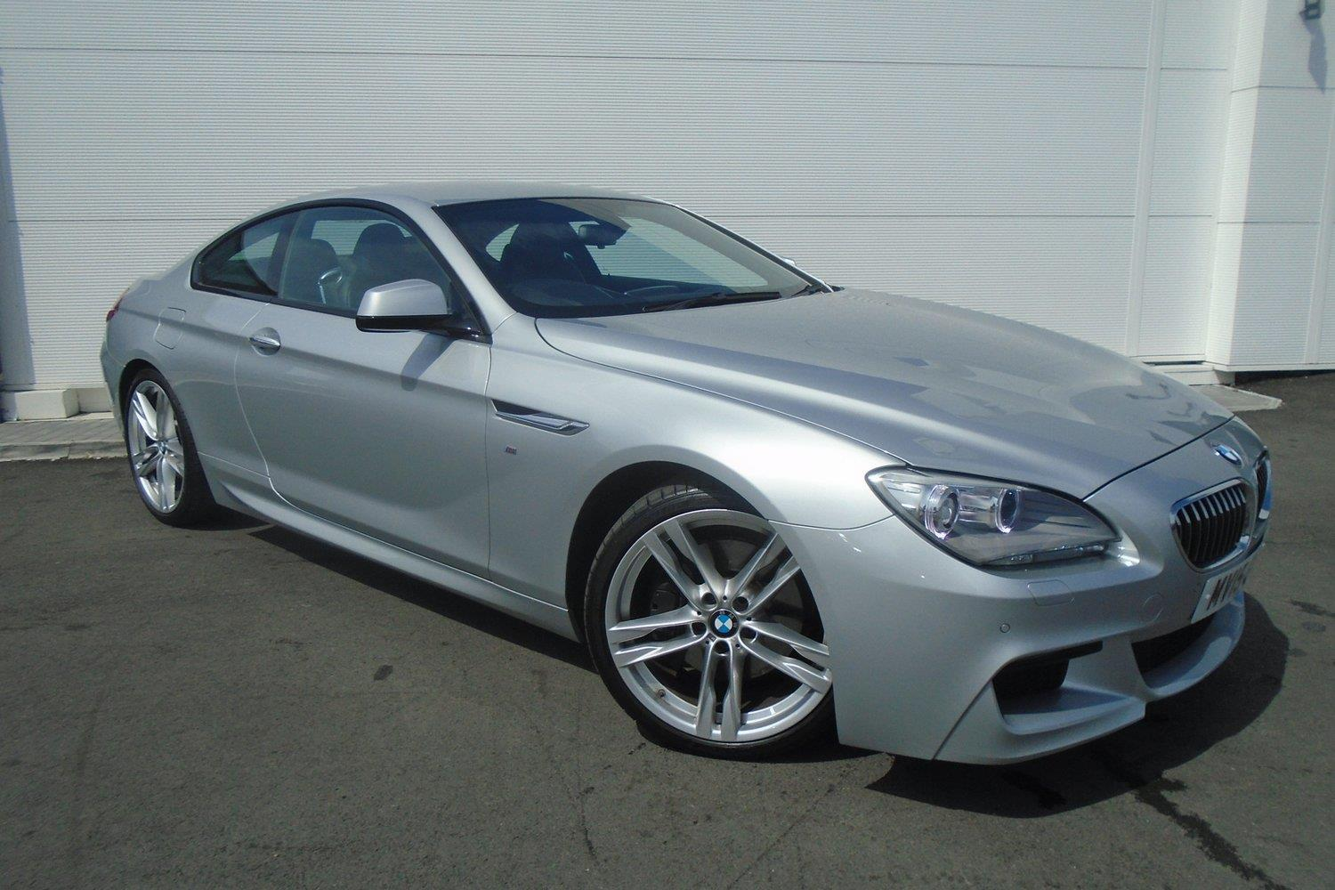 BMW 6 Series Coupé MV15GKO - Image 4