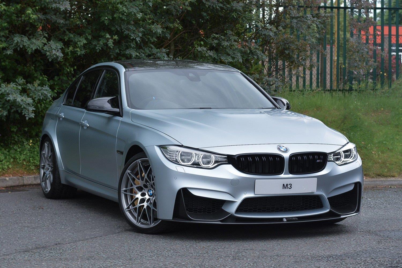 BMW M3 Saloon MW17WJY - Image 6
