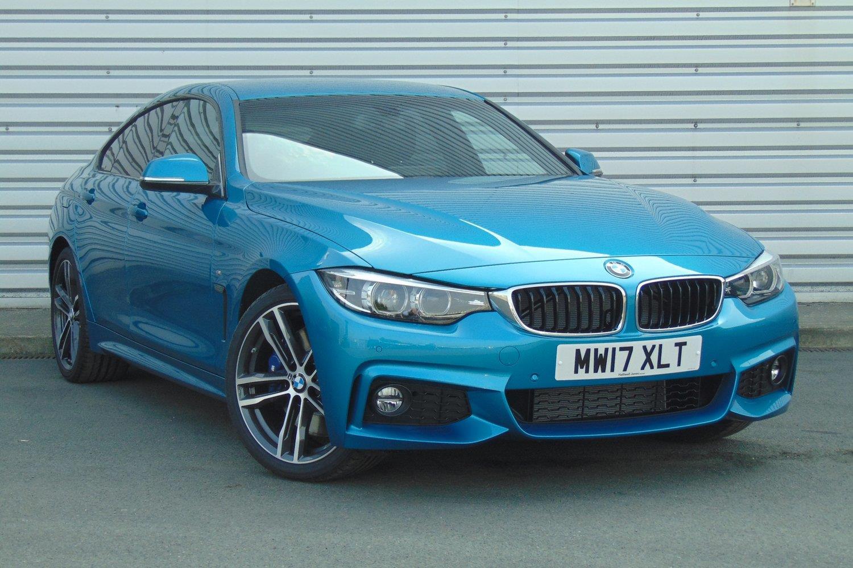 BMW 4 Series Gran Coupé MW17XLT - Image 7