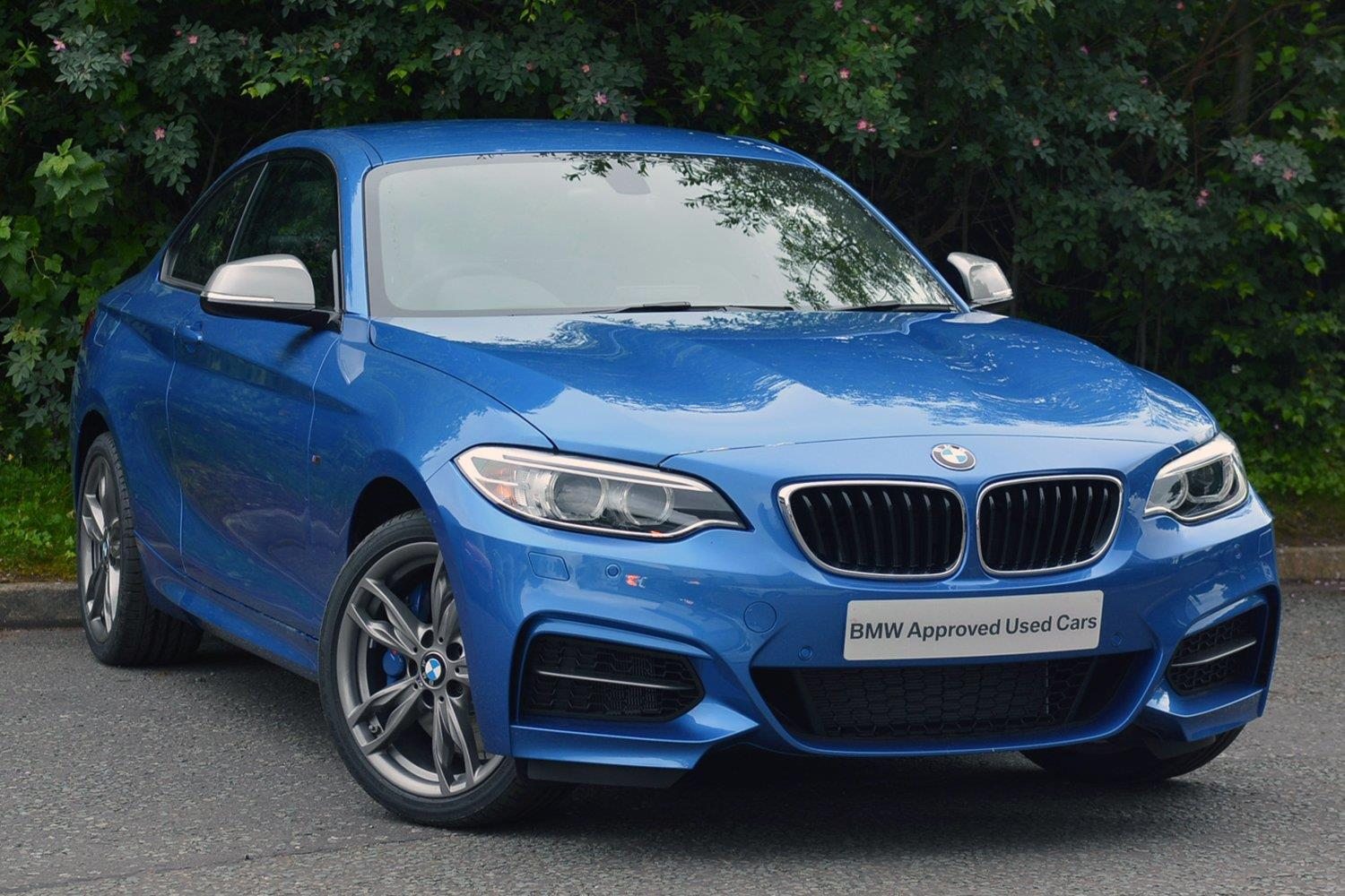 BMW 2 Series Coupé MW17YNV - Image 9