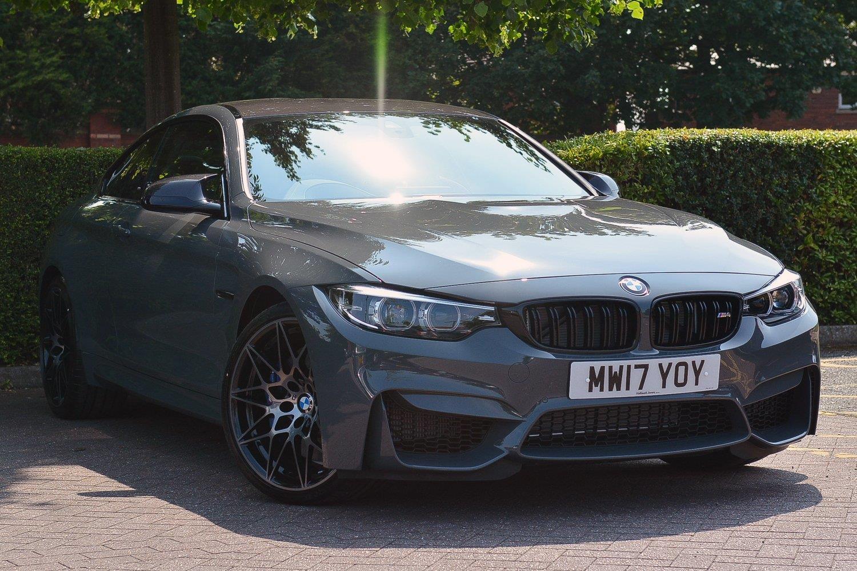 BMW M4 Coupé MW17YOY - Image 2