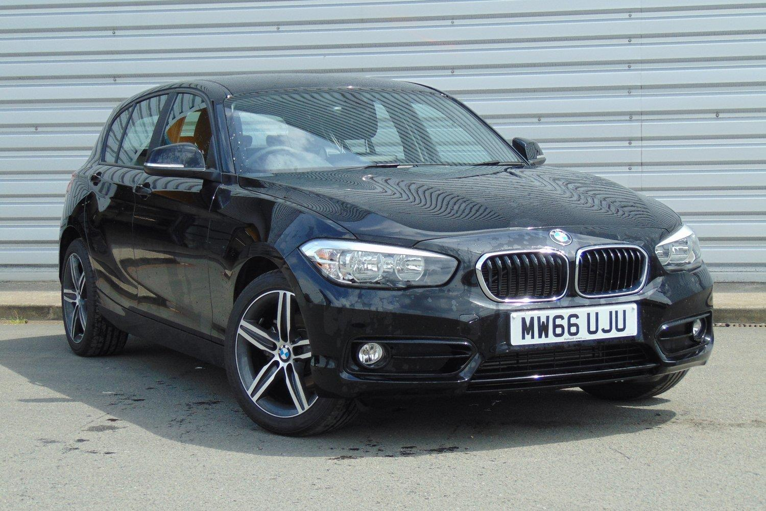 BMW 1 Series 5-door Sports Hatch MW66UJU - Image 6